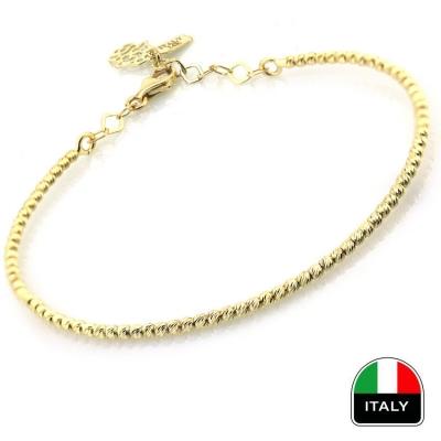 kuyumcunuznet - Altın İtalyan Kelepçe Bilezik (14 Ayar) 2017
