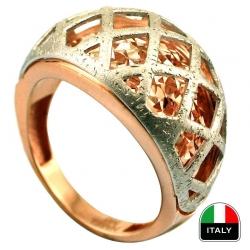 kuyumcunuznet - İtalyan Taşsız Altın Yüzük (14 Ayar)