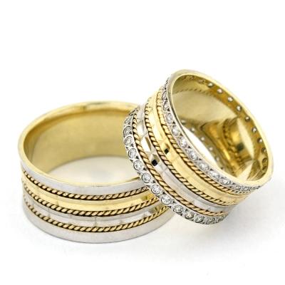 - Kral Modeli Altın Alyans (14 Ayar)