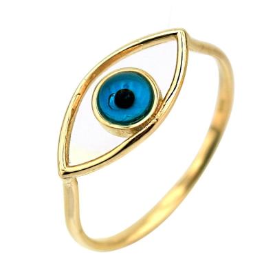 Altın Göz Yüzük (14 Ayar)