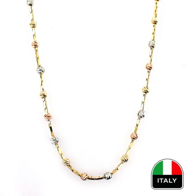 kuyumcunuznet - Altın İtalyan Zincir (14 Ayar)