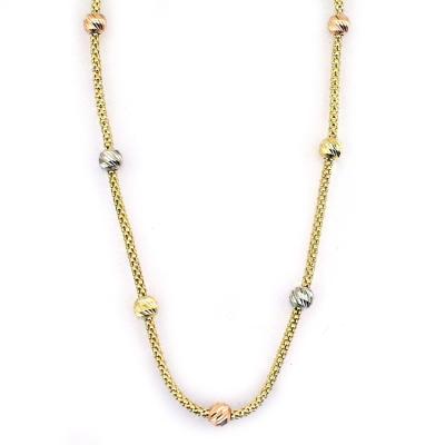 kuyumcunuznet - Altın Kalın Zincir (14 Ayar)