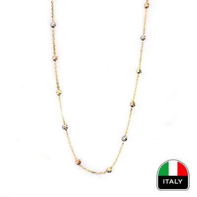 kuyumcunuznet - İtalyan Toplu Altın Zincir (14 Ayar)