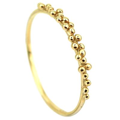 kuyumcunuznet - Modern Eklem Yüzüğü (14 Ayar)
