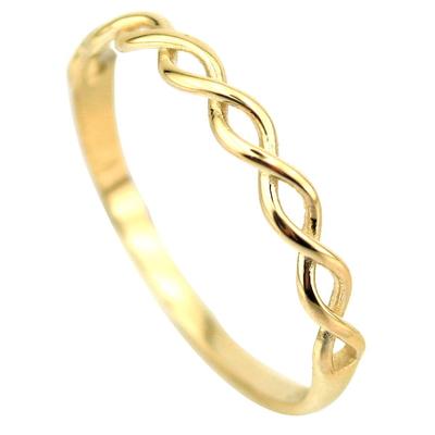 Taşsız Altın Eklem Yüzüğü (14 Ayar)